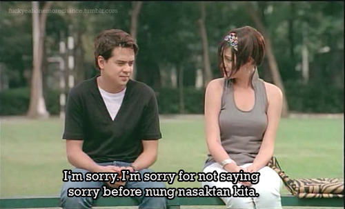 this movie way back 2007 which John LLoyd Cruz as Popoy and Bea Alonzo